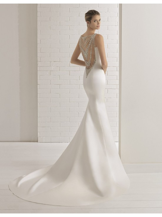 Wedding dress BRONCE - AIRE BARCELONA