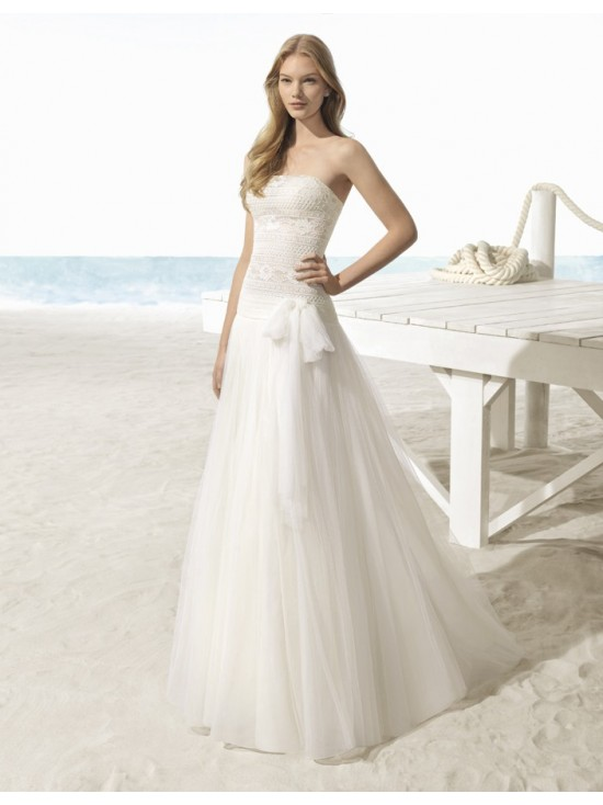 Wedding dress USUAL - AIRE BARCELONA