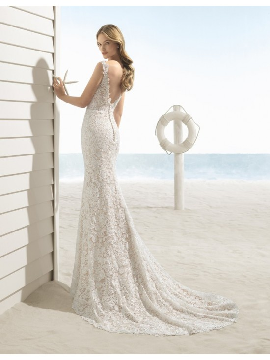 Wedding dress UTOPICO - AIRE BARCELONA