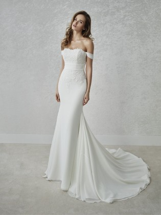 Vestido de novia FIERA - WHITE ONE