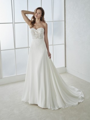 Vestido de novia FILIPA - WHITE ONE
