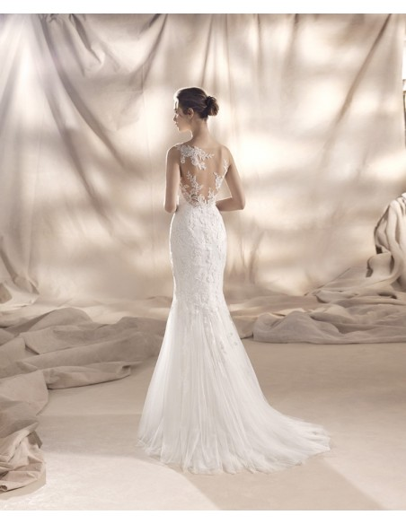 Wedding dress SIENA - WHITE ONE