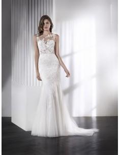 Vestido de novia LEONE - SAN PATRICK