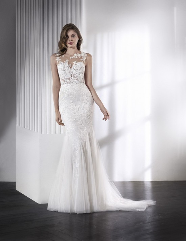 Wedding dress LEONE - SAN PATRICK