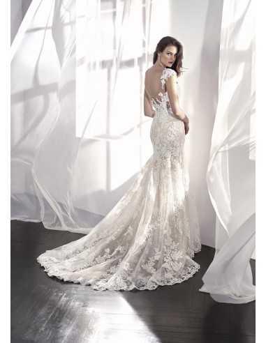 Vestido de novia LETICIA - SAN PATRICK