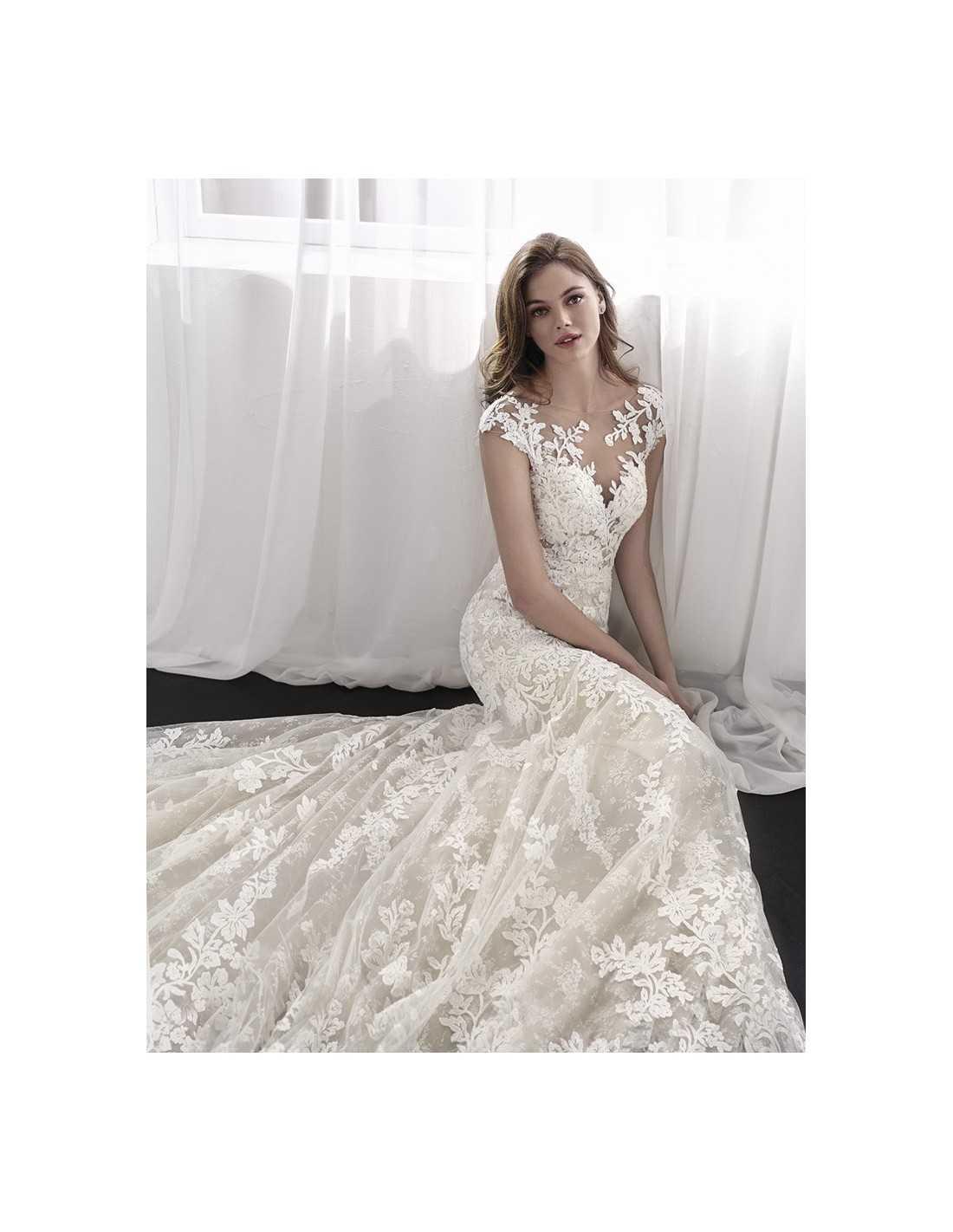 vestido de novia leticia - marca san patrick