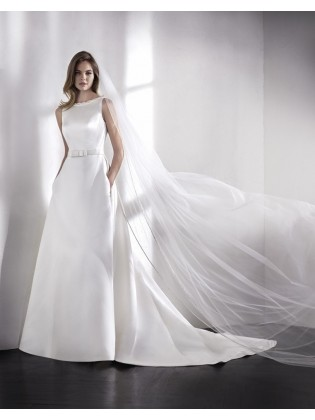 Wedding dress LISBET - SAN PATRICK