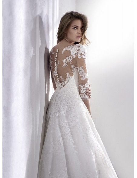 Wedding dress LOREAS - SAN PATRICK