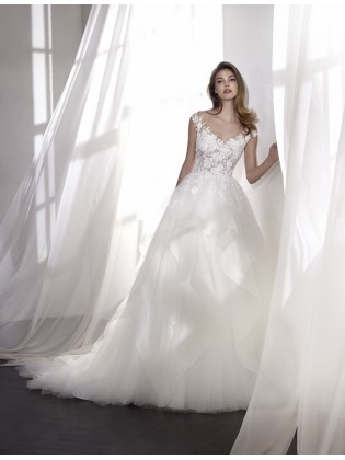 Wedding dress LOVE - SAN PATRICK