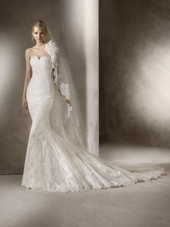 Wedding dress  HENO - LA SPOSA