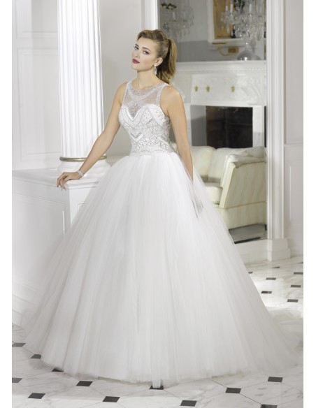 Vestidos de novia 186-16 - The Sposa Group