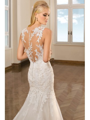 Wedding dress 7879 - Cosmobella