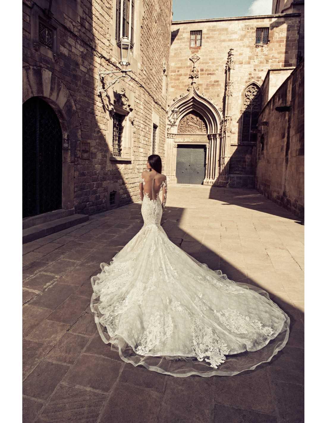 Precio vestido novia julia kontogruni