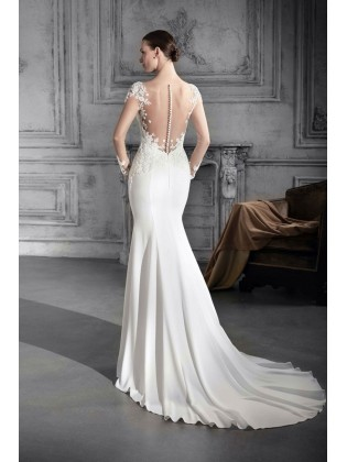 Wedding dress 792 by DEMETRIOS