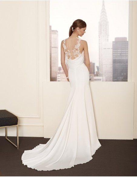 Wedding dress ATENAS - CALA VILLAIS