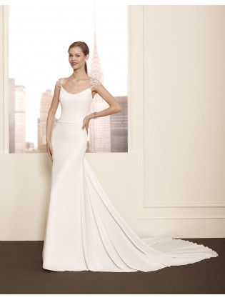 Wedding dress CAIRO - CALA VILLAIS