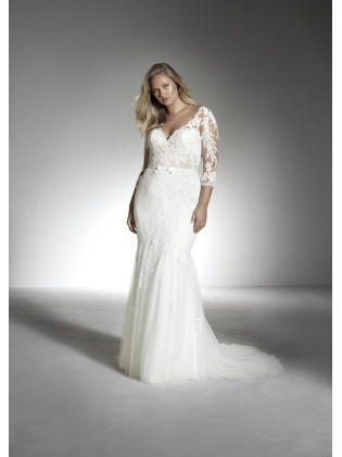 Vestidos de novia FE - WHITE ONE PLUS