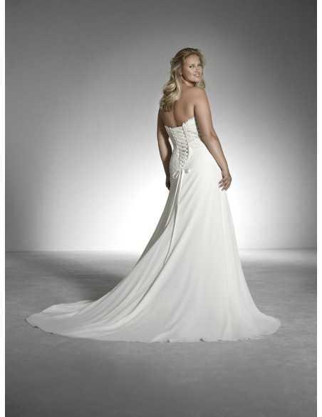 Vestidos de novia FILIPA - WHITE ONE PLUS