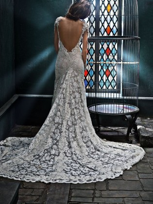 Wedding dress  2294 by OLVI'S