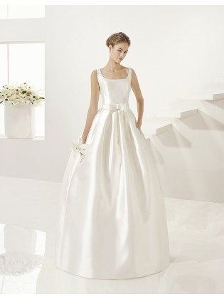 Wedding dress GALAN - ALMA NOVIAS