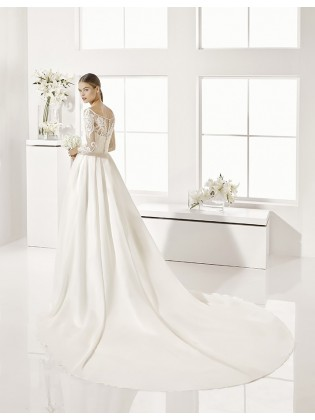 Wedding dress GARBO - ALMA NOVIAS