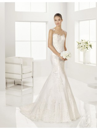 Wedding dress GINGER - ALMA NOVIAS