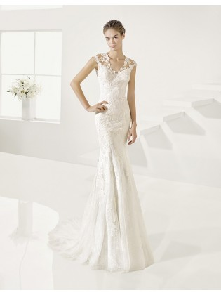 Wedding dress GIRALDA - ALMA NOVIAS