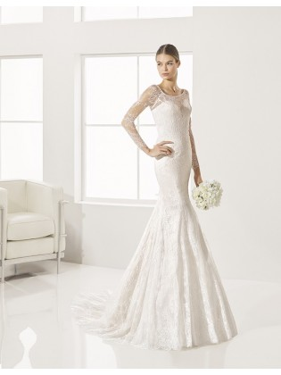 Wedding dress RIVES - ALMA NOVIAS