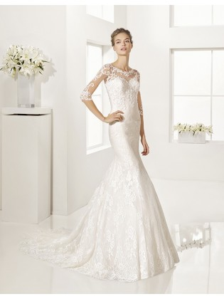 Wedding dress GISELE - ALMA NOVIAS