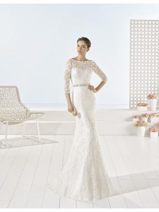 Wedding dress YALE - LUNA NOVIAS