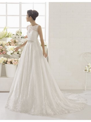 Wedding dress CALI - AIRE BARCELONA