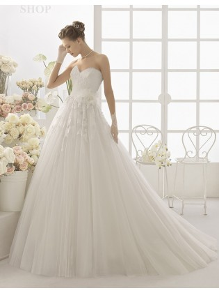 Wedding dress CAMPAL - AIRE BARCELONA