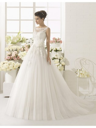 Wedding dress CANAL - AIRE BARCELONA