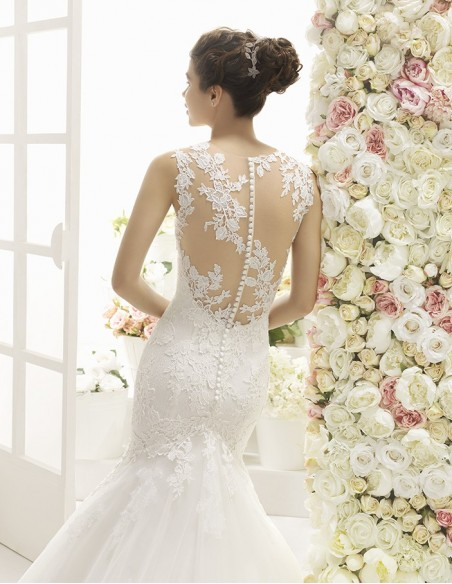 Wedding dress CASTIEL - AIRE BARCELONA
