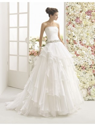 Wedding dress CECAL - AIRE BARCELONA