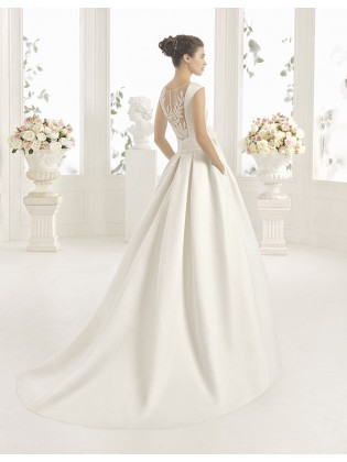 Wedding dress CERES - AIRE BARCELONA