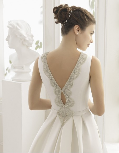 Wedding dress CERVINO - AIRE BARCELONA