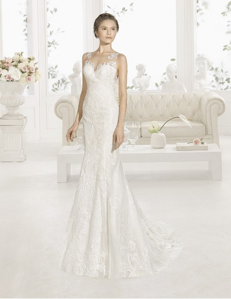 Wedding dress CRAMBE - AIRE BARCELONA