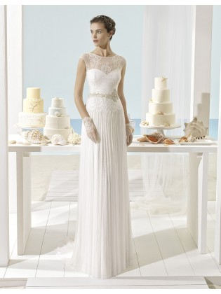 Wedding dress XENIA - AIRE BARCELONA