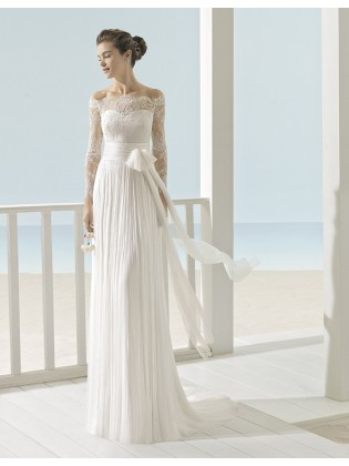 Wedding dress XENO - AIRE BARCELONA