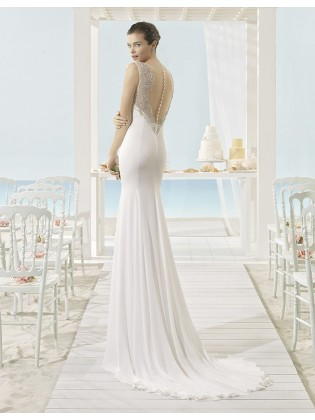 Wedding dress XILOF - AIRE BARCELONA