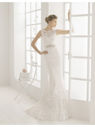 Wedding dress MALONE - AIRE BARCELONA