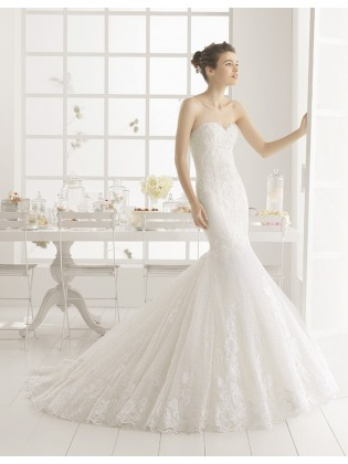 Wedding dress MARTE - AIRE BARCELONA