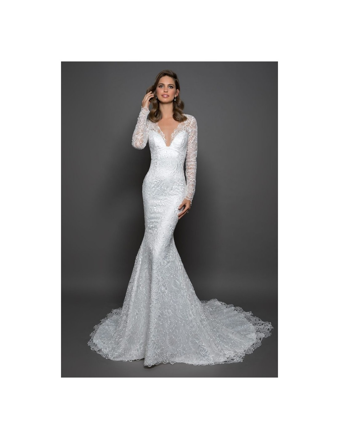 Wedding dress 14598 pnina tornais wedding dress 14598 pnina tornai junglespirit Gallery