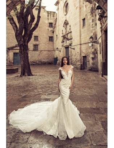 Wedding dress JK1851 by Julia Kontogruni