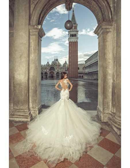 Vestidos de novia JK1816  de Julia Kontogruni