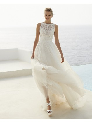 Wedding dress GIA - AIRE BARCELONA