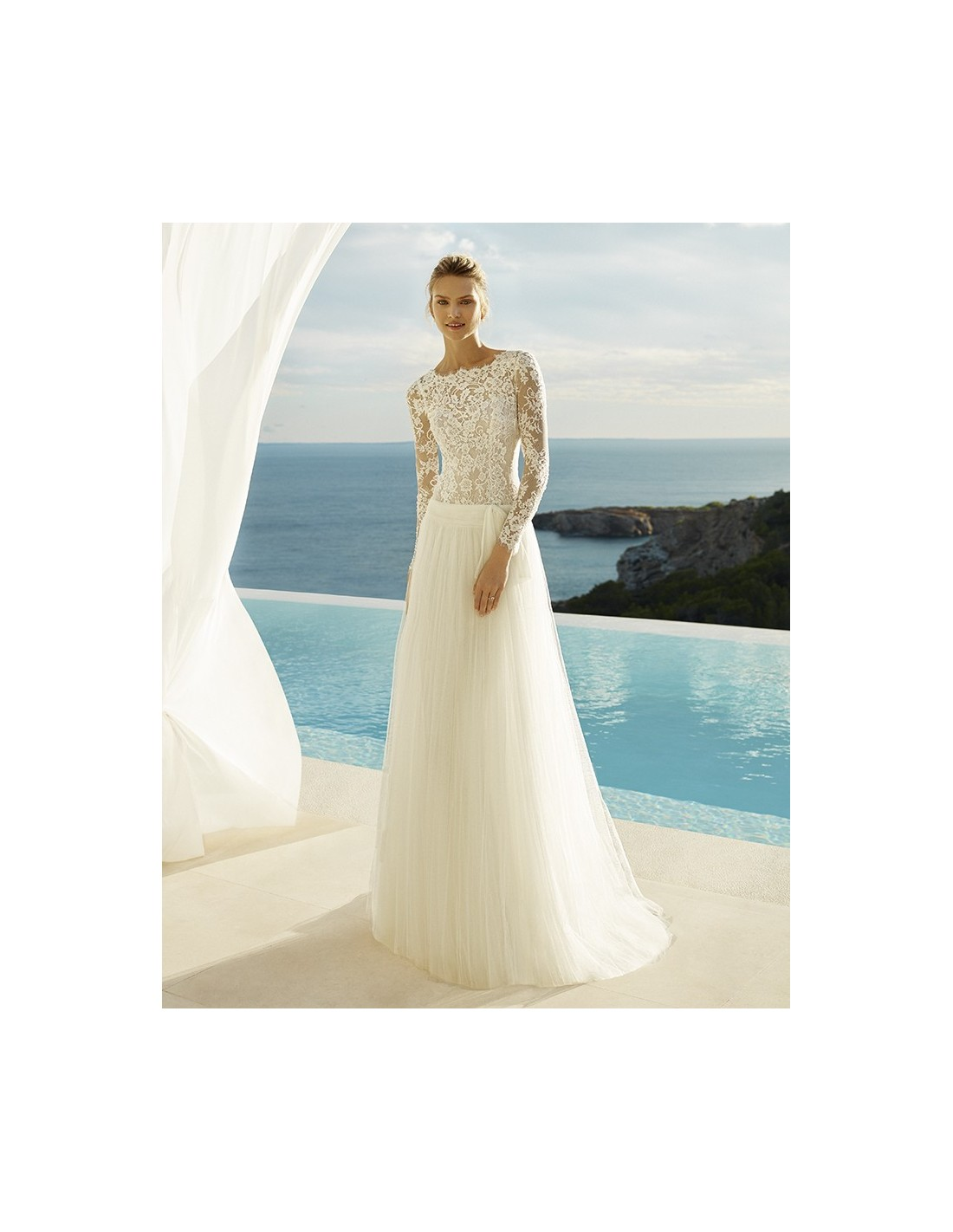 Wedding dress GILMAN - AIRE BARCELONA