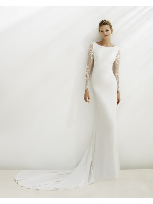Wedding dress GRACIA - AIRE BARCELONA