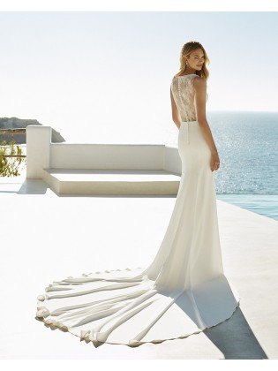 Wedding dress GRAZIELA - AIRE BARCELONA